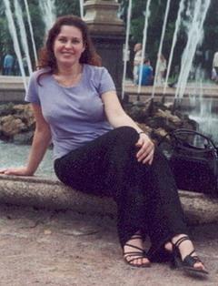 Алиса,44года,Санкт-Петербург