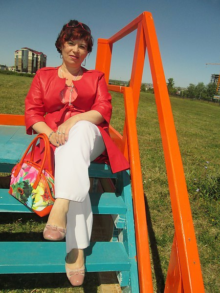 Альфия,53года,Казань