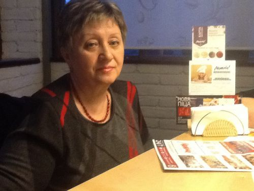 Татьяна,65лет,Киев