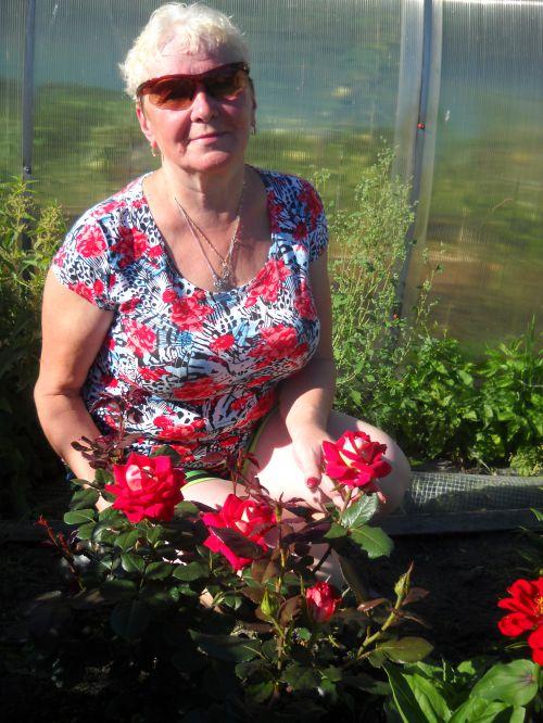 Аннa,63года,Грязовец