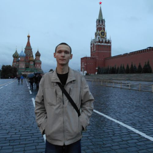 Саша,31год,Санкт-Петербург